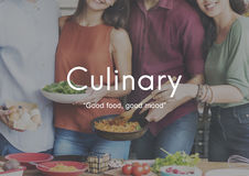 Smakelijke Concept van de voedsel het Pikante Heerlijke Keuken Stock Afbeeldingen