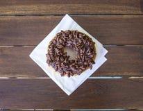 Smakelijke Doughnut Royalty-vrije Stock Afbeeldingen