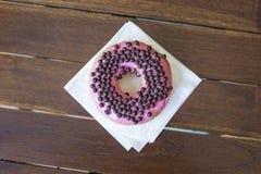 Smakelijke Doughnut Stock Foto's