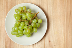 Smakelijke druiven Royalty-vrije Stock Afbeeldingen