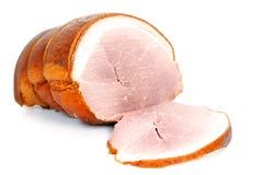 Smakelijke ham Stock Foto