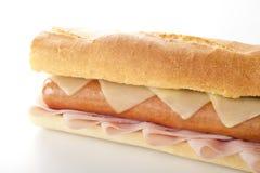 Smakelijke hotdog Royalty-vrije Stock Fotografie