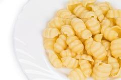 Smakelijke Italiaanse Deegwaren Stock Foto's