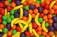 Smakelijke kleuren Royalty-vrije Stock Foto's