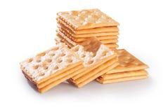 Smakelijke koekjes Stock Afbeeldingen