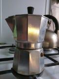 Smakelijke koffie! Royalty-vrije Stock Foto