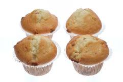 Smakelijke muffins Royalty-vrije Stock Foto