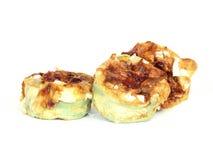 Smakelijke muffins Royalty-vrije Stock Afbeelding