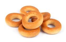 Smakelijke ongezuurde broodjes Stock Afbeeldingen