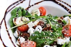 Smakelijke salade Royalty-vrije Stock Foto