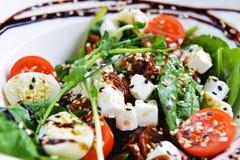 Smakelijke salade Royalty-vrije Stock Fotografie