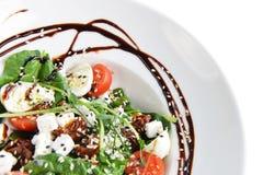 Smakelijke salade Royalty-vrije Stock Afbeeldingen