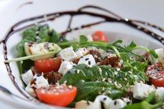 Smakelijke salade Stock Foto