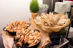 Smakelijke sandwiches Stock Afbeeldingen
