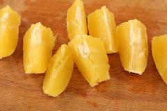 Smakelijke sinaasappel Royalty-vrije Stock Fotografie