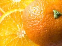 Smakelijke sinaasappelen Stock Foto's