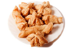 Smakelijke snacks Royalty-vrije Stock Foto's