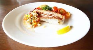 Smakelijke vissen Royalty-vrije Stock Foto