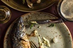 Smakelijke vissen Royalty-vrije Stock Fotografie