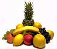 Smakelijke vruchten Zonnebloemzaden - zaadfonds Natuurlijke vruchten Royalty-vrije Stock Fotografie
