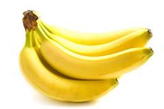 smaklig banan s Royaltyfri Fotografi