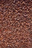 Smaklig chocolalatesmula, texturerad bakgrund Arkivfoto