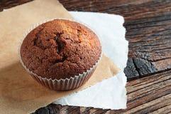 Smaklig chokladmuffin Royaltyfri Foto