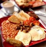 smaklig frukost royaltyfri fotografi