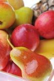 smaklig frukt Arkivbilder