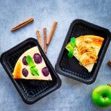 Smaklig, härlig och sund mat arkivfoton