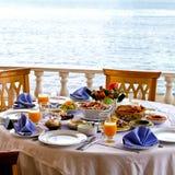 smaklig mat Royaltyfria Bilder