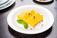 Smaklig mat Royaltyfri Fotografi