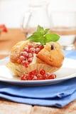 smaklig muffin royaltyfri fotografi