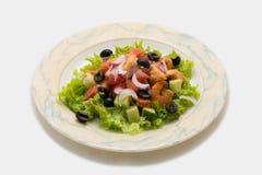 Smaklig och sund mat arkivbild