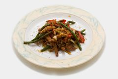 Smaklig och sund mat arkivfoton