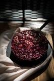 Smaklig och sund mat En härlig portion av mat Mat från restaurangen royaltyfria bilder