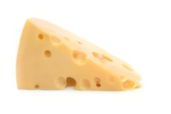 smaklig ost Royaltyfri Fotografi
