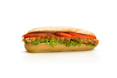 smaklig smörgås Royaltyfria Foton