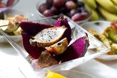 Smaklig tropisk frukt Royaltyfri Foto
