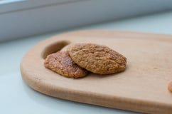 smakliga kakor Fotografering för Bildbyråer