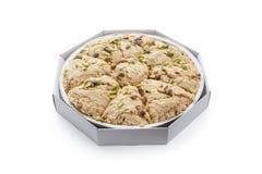 Smakliga orientaliska sötsaker Royaltyfria Foton
