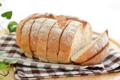 smakligt bröd royaltyfria bilder