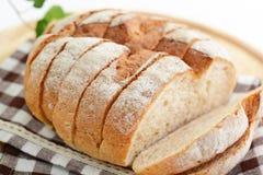 smakligt bröd arkivfoto