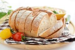 smakligt bröd royaltyfri fotografi