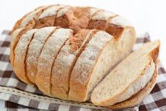 smakligt bröd arkivbild