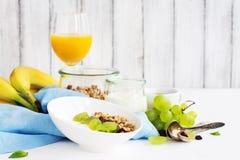 Smakligt frukostbegrepp royaltyfri fotografi