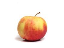 Smakligt moget bondaktigt äpple Royaltyfria Bilder