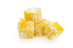 Smakowici orientalni cukierki Obraz Stock