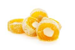 Smakowici orientalni cukierki Zdjęcia Royalty Free