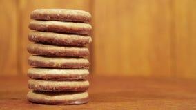 Smakowici Oszkleni ciastka zbiory wideo